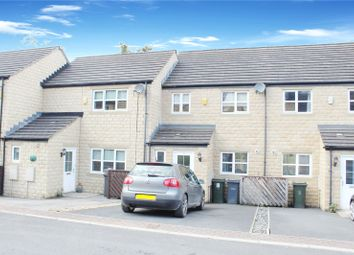 Thumbnail 3 bed mews house for sale in Clough Fold, Ingrow, West Yorkshire