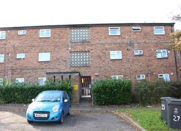 Thumbnail 2 bed flat for sale in Oakham Close, Swindon