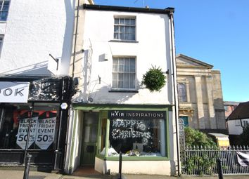 Thumbnail Retail premises for sale in Holyrood Street, Chard, Somerset