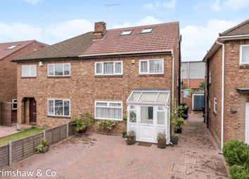 Thumbnail 5 bed property to rent in Iveagh Avenue, West Twyford, London