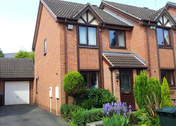 Thumbnail 3 bedroom terraced house to rent in Pavillion Way, Chapelfields, Coventry