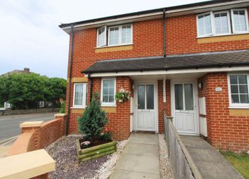 Thumbnail 2 bed end terrace house for sale in South East Road, Southampton