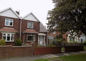 Thumbnail 3 bed semi-detached house to rent in Roman Road, Jarrow