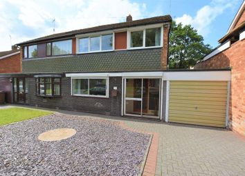 Thumbnail 3 bed semi-detached house for sale in Greenfield Road, Endon, Stoke-On-Trent