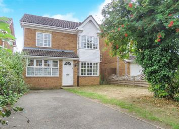 4 bed detached house for sale in Primrose Close, Biggleswade SG18