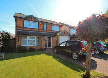 Thumbnail 4 bed detached house for sale in Hudson Close, Yate, South Gloucestershire
