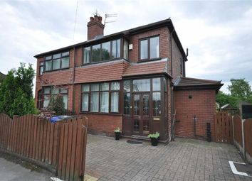 Thumbnail 3 bed semi-detached house for sale in Taylor Lane, Denton, Manchester, Greater Manchester