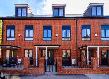 Thumbnail 4 bed terraced house for sale in Woodbury Crescent, London