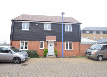 Thumbnail 4 bed link-detached house for sale in Bluewater Quay, Wixams, Bedford
