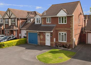 Thumbnail 4 bed detached house for sale in Ladyfields, Broomfield, Herne Bay, Kent