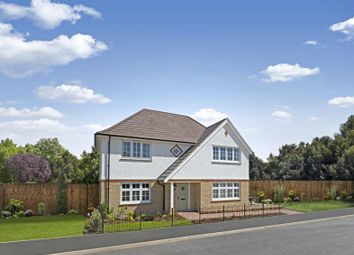 Thumbnail 4 bedroom detached house for sale in The Coppice, Sutton Road, Maidstone, Kent
