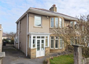 Thumbnail 3 bed semi-detached house for sale in Boscombe Avenue, Heysham, Morecambe