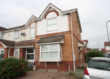 Thumbnail 1 bed terraced house for sale in Cennon Grove, Ingleby Barwick, Stockton-On-Tees