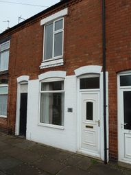 Thumbnail 2 bed terraced house to rent in Lothair Road, Aylestone, Leicester