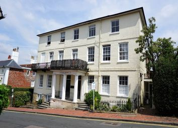 Thumbnail 1 bed flat to rent in Mount Sion, Tunbridge Wells, Kent