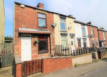 Thumbnail 2 bed end terrace house for sale in St Helens Street, Elsecar, Barnsley, South Yorkshire