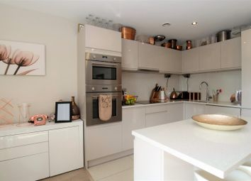 Thumbnail 3 bed flat to rent in Wakeman Road, Kensal Green