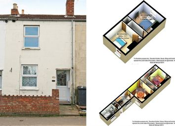 Thumbnail 2 bed terraced house to rent in High Street, Tredworth, Gloucester
