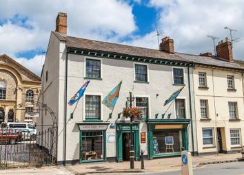 Thumbnail End terrace house for sale in High Street, Crediton