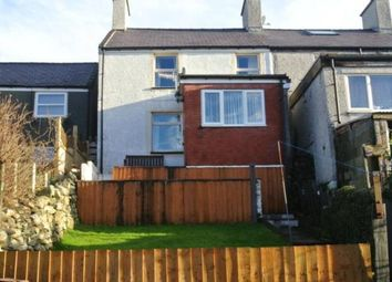 Thumbnail 3 bed end terrace house for sale in Goronwy Street Number Two, Gerlan, Bethesda, Gwynedd