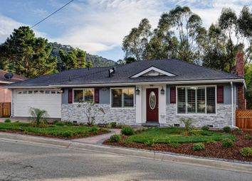 Thumbnail 4 bed property for sale in 2864 Forest Hill Blvd., Pacific Grove, Ca, 93950