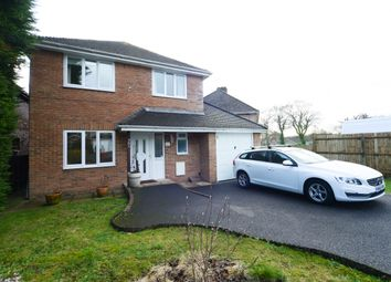 Thumbnail 4 bed detached house for sale in Moorland Way, Upton, Poole