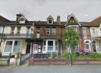 Thumbnail 3 bed flat for sale in Walpole Road, Bournemouth
