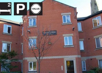 Thumbnail 2 bed flat to rent in Cleminson Street, Salford