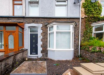 Thumbnail 3 bed terraced house for sale in Woodland Crescent, Treharris