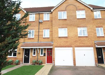 Thumbnail 3 bed town house to rent in Beech Close, Aldershot