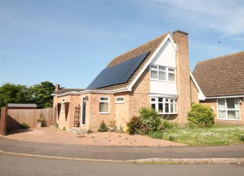 Thumbnail 3 bed detached house for sale in Coniston Close, Daventry