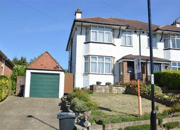 Thumbnail 4 bed semi-detached house for sale in Bradmore Way, Coulsdon, Surrey