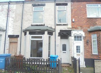Thumbnail 3 bed terraced house for sale in Devon Street, Hull