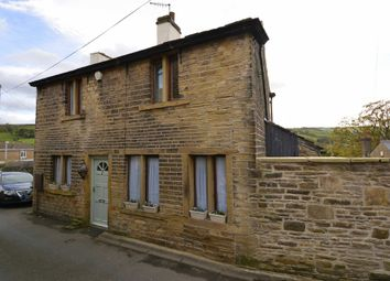Thumbnail 2 bed cottage for sale in Liphill Bank Road, Holmfirth
