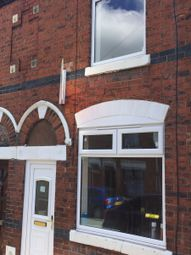 2 bed terraced house to rent in Argyle Street, Shelton, Stoke-On-Trent ST1