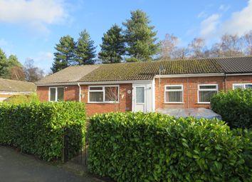 Thumbnail 3 bed semi-detached bungalow for sale in Laburnum Avenue, Mildenhall, Bury St. Edmunds