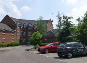 Thumbnail 2 bedroom flat for sale in Lambourne Court, Gwersyllt, Wrexham