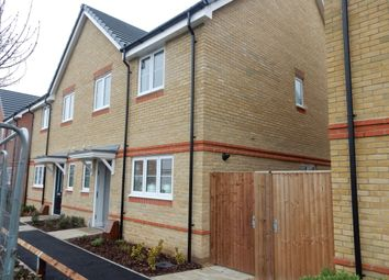 Thumbnail 4 bed semi-detached house to rent in Holywell Way, Staines-Upon-Thames