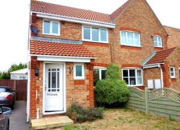 Thumbnail 3 bed semi-detached house to rent in Silver Birch Drive, Middleton-On-Sea, Bognor Regis