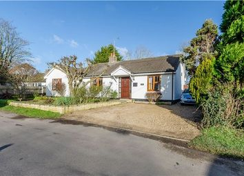 Thumbnail 3 bed detached bungalow for sale in Foremans Road, Thriplow, Hertfordshire