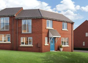 "Thumbnail 3 bed property for sale in ""The Mulberry At Bardon View, Coalville"" at Bardon Road, Coalville"