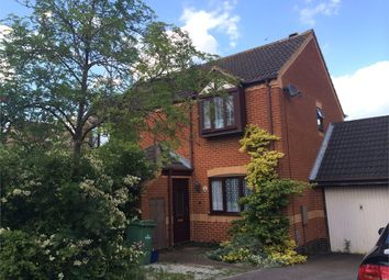 Thumbnail 3 bed semi-detached house to rent in Crosby Court, Crownhill, Milton Keynes