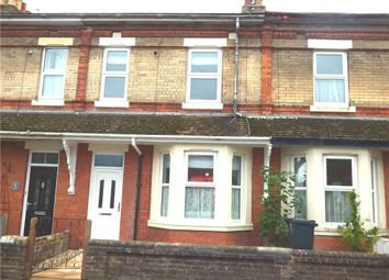 Thumbnail 2 bed terraced house to rent in Cambridge Road, Dorchester, Dorset