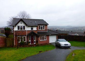 Thumbnail 4 bed property to rent in Brynderwen, Cilfynydd, Pontypridd