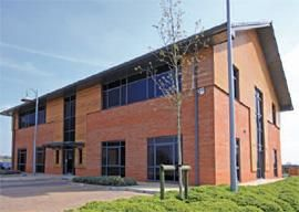 Thumbnail Commercial property for sale in Hudson House, Compass Point, Northampton Road, Market Harborough, Leicestershire