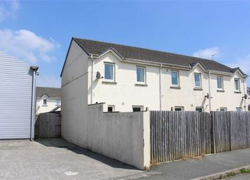 Thumbnail 3 bedroom end terrace house for sale in King William Court, Pembroke Dock