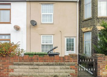 Thumbnail 3 bed terraced house for sale in Bridge Road, Great Yarmouth