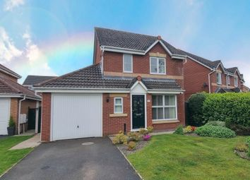 Thumbnail 3 bed detached house for sale in Dalesman Drive, Carlisle