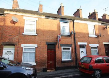 Thumbnail 2 bed terraced house for sale in Grosvenor Street, Leek, Staffordshire
