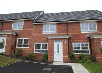 Thumbnail 2 bed terraced house for sale in St. Johns View, St. Athan, Barry